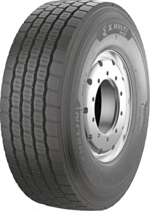 Грузовая шина Michelin 245/70 R17.5  X MULTI WINTER T  TL 143/141J