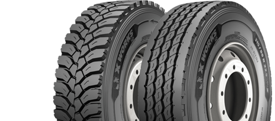 Грузовая шина Michelin 13 R22.5  X WORKS HD Z  TL 156/151K
