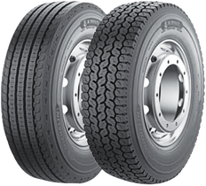 Michelin 245/70 R19.5  X MULTI Z  TL 136/134M