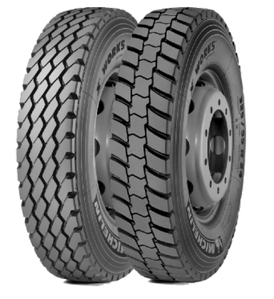 Грузовая шина Michelin 325/95 R24  X WORKS XD  TL 162/160K