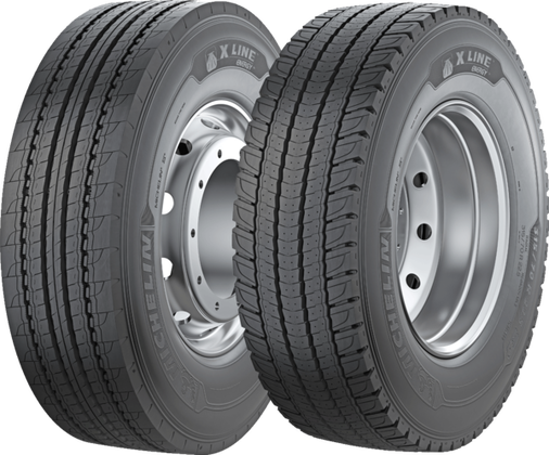 Грузовая шина Michelin 315/70 R22.5  X LINE ENERGY Z  TL 156/150L