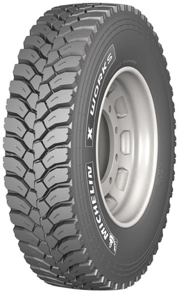 Грузовая шина Michelin 315/80 R22.5  X WORKS HD D  TL 156/150K